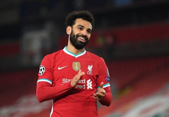Mo Salah thanks team for his goalscoring record