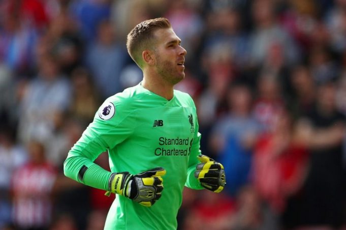 Adrian signs a new contract with Liverpool