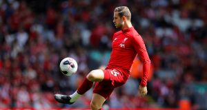 Harry Kane lauds Liverpool captain Jordan Henderson