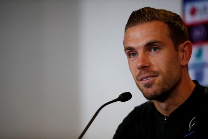 Hoodle - Picking Henderson For The Euros Could Be A Risk