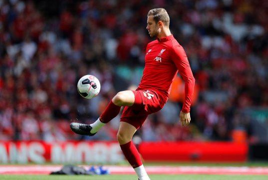 Liverpool captain Jordan Henderson branded selfish for not withdrawing from international duty