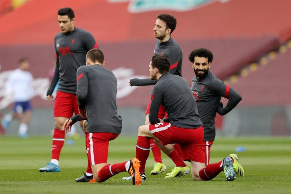 Liverpool Current Squad 2021/22