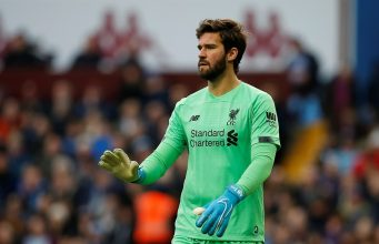 OFFICIAL: Alisson Becker signs a long-term contract with Liverpool