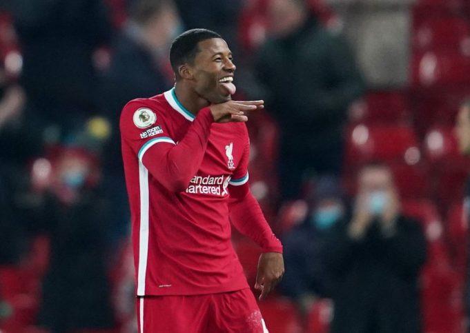 Gini Wijnaldum admits Liverpool didn't want him