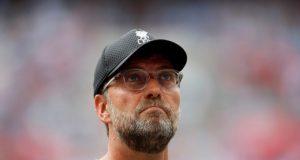Jurgen Klopp confirms five players will miss Carabao Cup tie