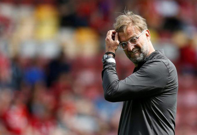 Jurgen Klopp gives a fitness update on six first-team players
