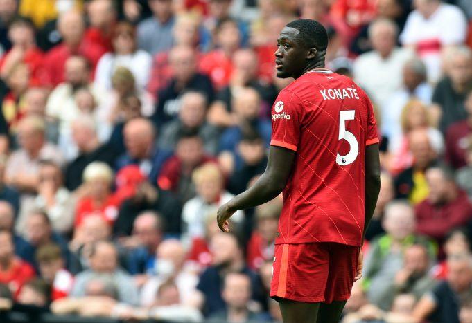 Jurgen Klopp heaps praises on Liverpool man after Crystal Palace win