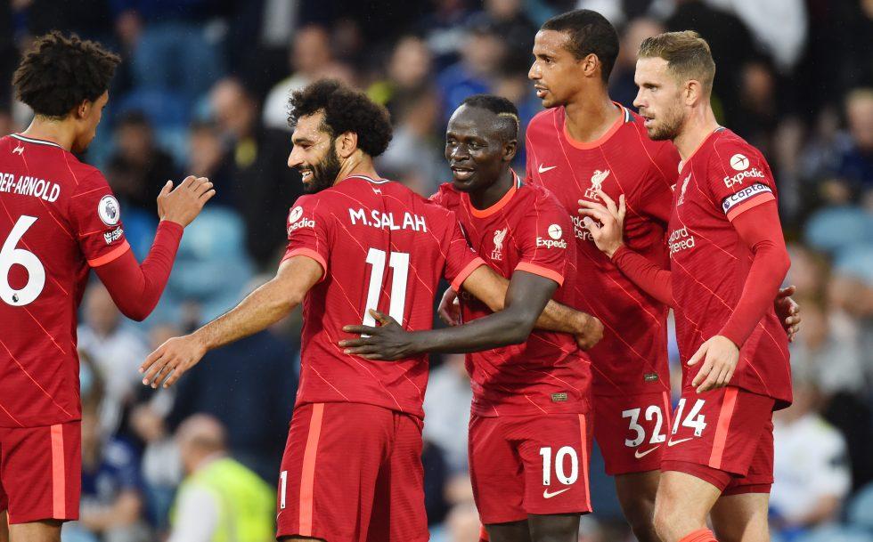 Liverpool Players Wages 2021 (Salaries Per Week List)