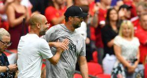 Jurgen Klopp labels Man City as the 'best team' in Europe