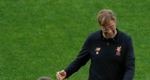 Jurgen Klopp names the player who he'd love to have managed