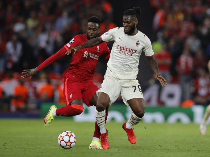 Liverpool faces task with Barcelona for Franck Kessié